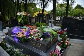 קבר אדית פיאף Edith piaf_1