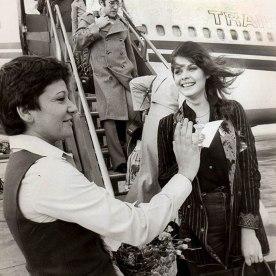 """אני ורינה מור צילום """"ישראל סאן"""""""